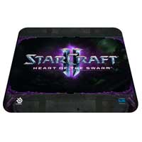 SteelSeries QCK StarCraft II Logo Edition Mouse Pad