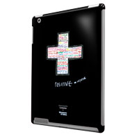Whatever It Takes Tough Shield Cover for iPad 3 Artwork donated by - Coldplay