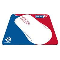 SteelSeries QcK MLG BlueRed Edition Gaming Mouse Pad