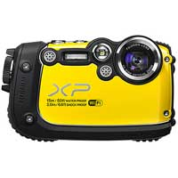 Fuji FujiFilm XP200 16 Megapixel Digital Camera Yellow