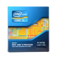 Intel Core i5-3470S 2.93 GHz LGA 1155 Boxed Processor
