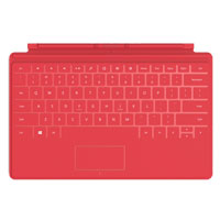 Microsoft Touch Cover for Surface - Red
