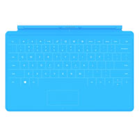Microsoft Touch Cover for Surface - Cyan