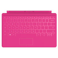 Microsoft Touch Cover for Surface - Magenta
