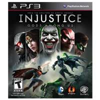 Warner Brothers Injustice: Gods Among US (PS3)