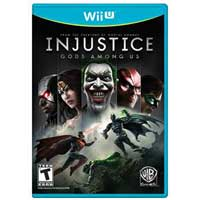 Warner Brothers Injustice: Gods Among Us (Wii U)