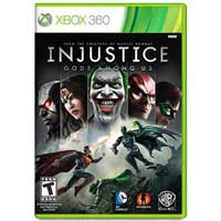 Warner Brothers Injustice: Gods Among Us (Xbox 360)