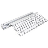 Mobee Technology Magic Bar for Apple Wireless Keyboard or Magic Trackpad
