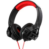 JVC HAS44X XX Xtreme Xplosives Stereo Headphones Black