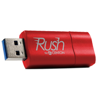 Centon DataStick Rush 64GB USB 3.0 Flash Drive