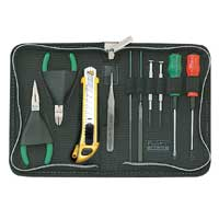Eclipse Enterprise Compact Tool Kit 10 Piece