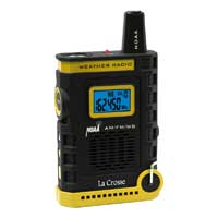 La Crosse Technology Super Sport NOAA AM/FM Weather Radio