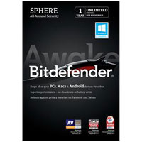 Bitdefender Sphere (Android/PC/Mac)