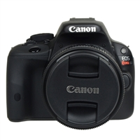 Canon EOS Rebel SL1 18 Megapixel DSLR Camera Kit with 18-55IS II EF-S Lens