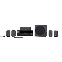 Yamaha Electronics YHT-399UBL 5.1-Channel Home Theater System