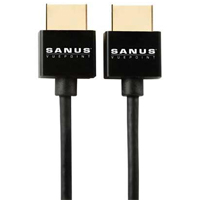Sanus 8' VuePoint Super Slim HDMI Cable