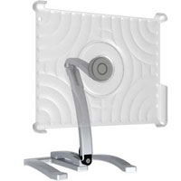 Sanus VTM1-S1 iPad Desk Mount Silver
