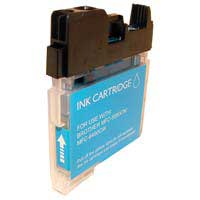 Micro Center Compatible Brother LC-61C Cyan Ink Cartridge