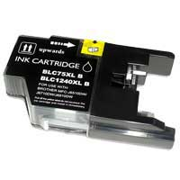 Micro Center Compatible Brother LC-75BK Black Ink Cartridge 2-Pack