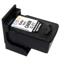 Micro Center Remanufactured Canon CL-211 Tri-Color Ink Cartridge
