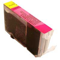 Micro Center Remanufactured Canon CLI-8M Magenta Ink Cartridge