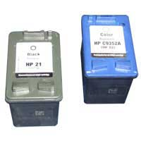 Micro Center Remanufactured HP 21/22 Black/Tri-color Ink Cartridge