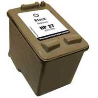 Micro Center Remanufactured HP 27 Black Ink Cartridge