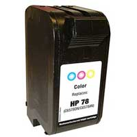 Micro Center Remanufactured HP 45/78 Black/Tri-color Ink Cartridge 2-Pack