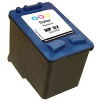 Micro Center Remanufactured HP 56/57 Black/Tri-color Ink Cartridge 2-Pack
