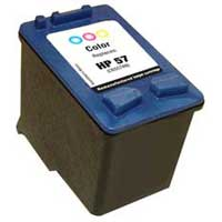 Micro Center Remanufactured HP 57 Tri-color Ink Cartridge