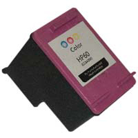 Micro Center Remanufactured HP 60 Tri-color Ink Cartridge