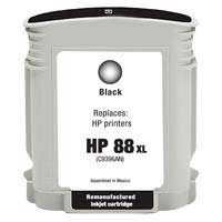 Micro Center Remanufactured HP 88XL Black Ink Cartridge