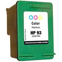Micro Center Remanufactured HP 92/93 Black/Tri-color Ink Cartridge 2-Pack