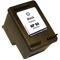 Micro Center Remanufactured HP 94 Black Ink Cartridge