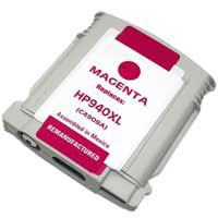 Micro Center Remanufactured HP 940XL Magenta Ink Cartridge