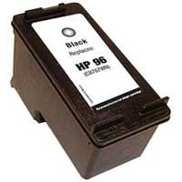 Micro Center Remanufactured HP 96 Black Ink Cartridge