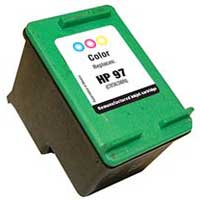 Micro Center Remanufactured HP 97 Tri-color Ink Cartridge