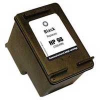 Micro Center Remanufactured HP 98 Black Ink Cartridge