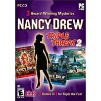 Her Interactive Nancy Drew: Triple Threat 2 (PC)
