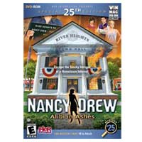 Her Interactive Nancy Drew: Alibi in Ashes (PC/Mac)