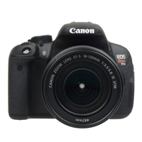 Canon EOS Rebel T5i 18 Megapixel Digital SLR Camera Kit with 18-135mm IS STM Lens - Black