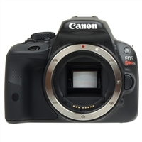 Canon EOS Rebel SL1 18 Megapixel Digital SLR Camera Body - Black