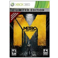Square Enix Metro: Last Light (Xbox 360)