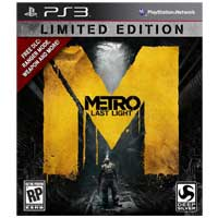 Square Enix Metro: Last Light (PS3)