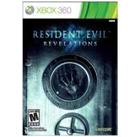 Capcom Resident Evil: Revelations (Xbox 360)