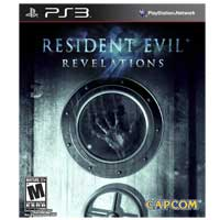 Capcom Resident Evil: Revelations (PS3)