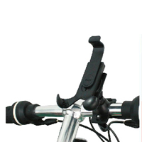 "Purex Universal Smartphone Holder for Bike Handlebars for devices from 3.5"" to 5"""