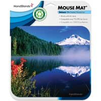 American Covers Mountain Scene Deluxe Mouse Pad
