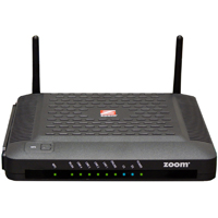 Zoom 5352 DOCSIS 3.0 Cable Modem/Router with Wireless-N