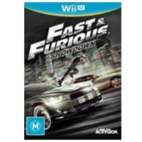 Activision Fast n' Furious: Showdown (Wii U)